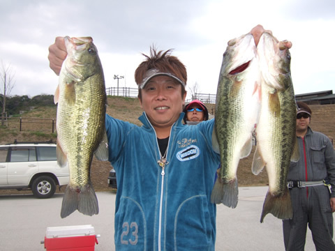 第8位は本田敏幸さん。