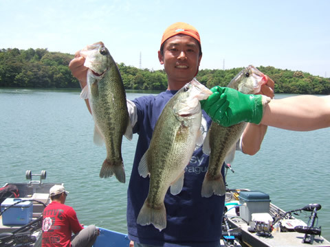 第3位は玉野幸治さん