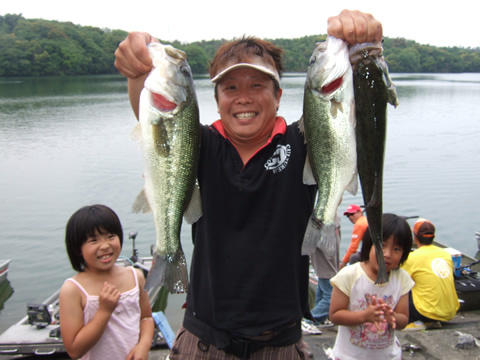 第3位は本田敏幸さん