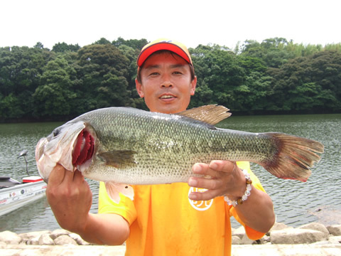 ビッグフィッシュ賞は玉野幸治さん