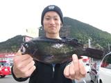 5位 工藤 慎太郎さん 28.5cm 420g