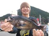 7位 金子 拓弥さん 28cm 385g