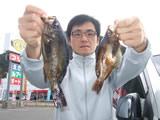 11位 貞国 大輔さん 25.1cm 250g