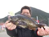 3位 川崎 壱さん 29.9cm 430g