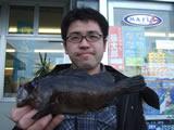 10位 江本 史郎さん 25.7cm 280g