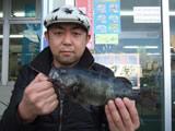 4位 岸田 賢太郎さん 28.5cm 407g