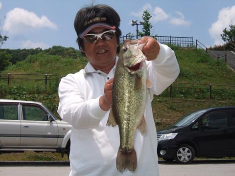 第9位は芳川泰久さん