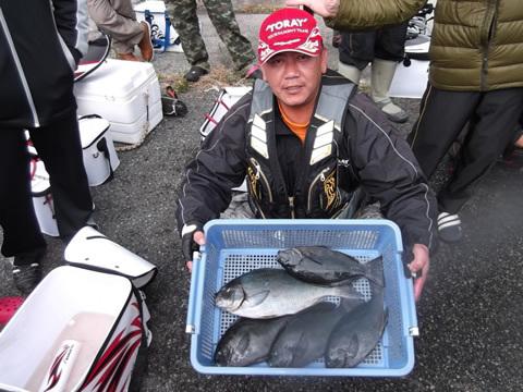 第3位は防府市の和田孝志さん