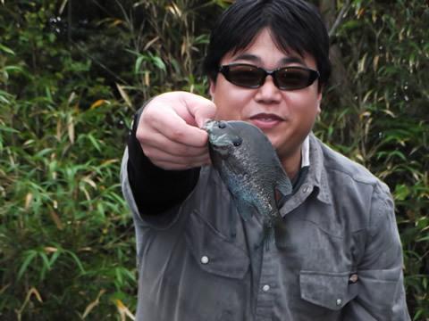 ギルの部1位は藤川大輔さん