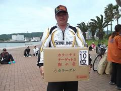 10位は伊藤 誠さん