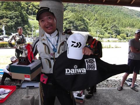 優勝は竹井秋暢さん