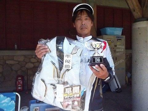準優勝は村上浩美さん