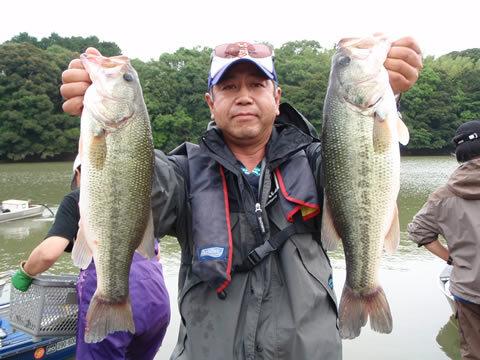 変わりゆく状況を制したのは、小野湖マスター河口眞之さん。