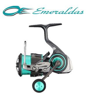 優勝賞品 DAIWA EMERALDAS AIR LT2500S