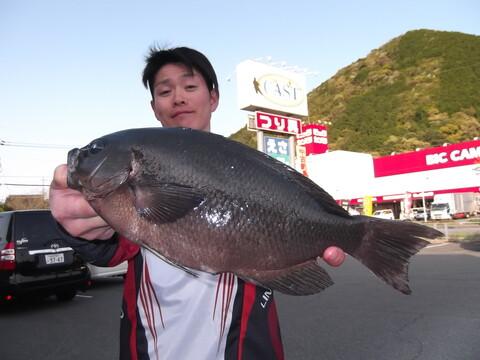野島でこのサイズ!