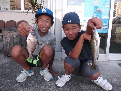 釣りは面白い!!
