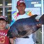 野島 石鯛 59cm  3.8Kg