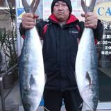 正月の魚、ゲット!!