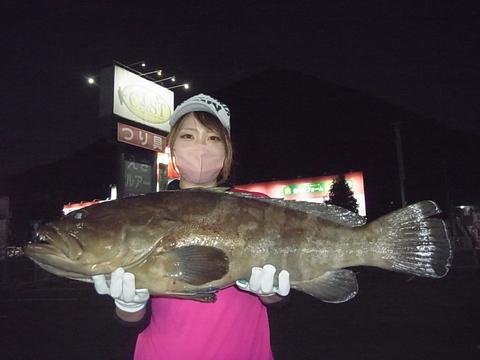 高級魚GET!